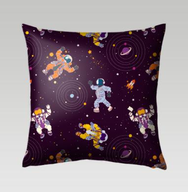 Космическая одиссея - Подушки с принтом