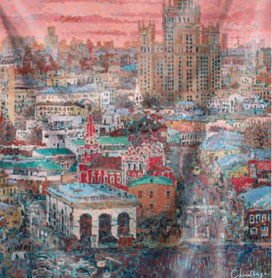 Церковь Святого Николая на Таганке - живопись, Популярные
