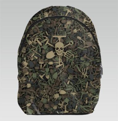 Камуфляж садовода - Рюкзак