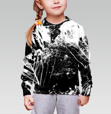 Растительное, Cвитшот детский без капюшона (полная запечатка)