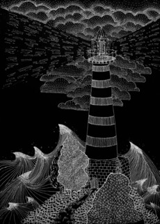 Маяк бури - минимализм - Коллекции