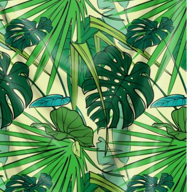 Листья тропики - лето, Популярные