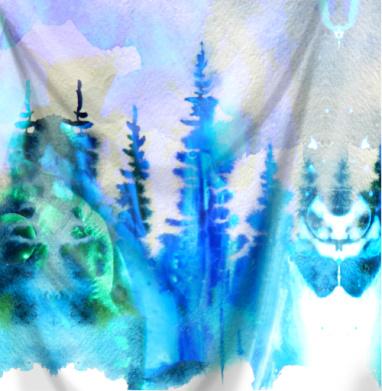 Магия северных лесов - новый год, Популярные
