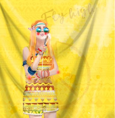 Девушка Хиппи - мороженое, Популярные