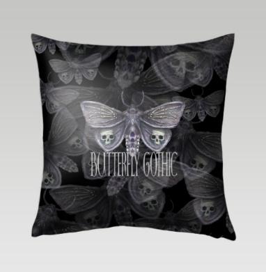 Бабочка готика, Подушка
