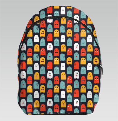 Улыбки цветных привидений - Рюкзак