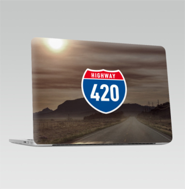 Highway 420, 2016-2018 – Macbook Pro Touch Bar